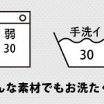 エルゴを洗濯機(ドラム式でもOK)で洗うときの5つの注意点
