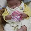 【オーボールラトル】0歳児に人気のオモチャ!おすすめのサイズ&遊び方