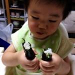 【海苔好き赤ちゃん】食べ過ぎ&オエッとなるのを防ぐ裏技3選