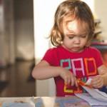 子供のハサミ遊び~プリントをダウンロードしなくても身近なもので練習できるよ!