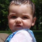 赤ちゃん汗臭い!ニオイ対策4選~ベビーオイルを使う方法がおすすめ!