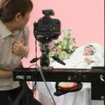 スタジオアリスで泣く赤ちゃんは普通にいます。気になるなら『撮り直し』をお願いしてみよう!