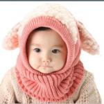 冬のベビーには耳つきニット帽が超絶可愛い!安くて可愛いニット帽5選