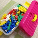 【プラスチックのブロックの臭い対策】天日干し&水洗いはしないほうが良い理由