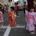 幼稚園の夏祭り~甚平か浴衣かどっちにしよう?セパレート浴衣もおすすめ!