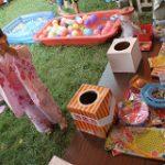 《幼稚園夏祭りの出し物~簡単オススメ5選》少ない予算で楽しく遊ぶ!