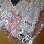 【サイズアウトした服の収納方法2つ】圧縮袋がおすすめ!